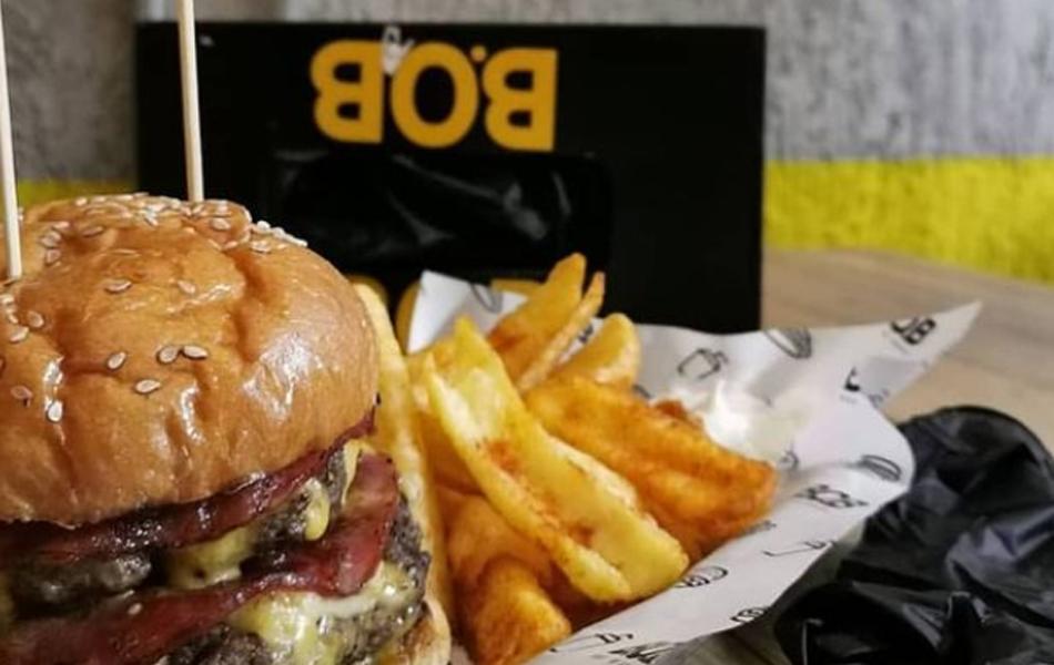 B.O.B Best Of Burger, Moda