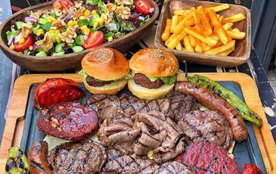 Daily Dana Burger Steak