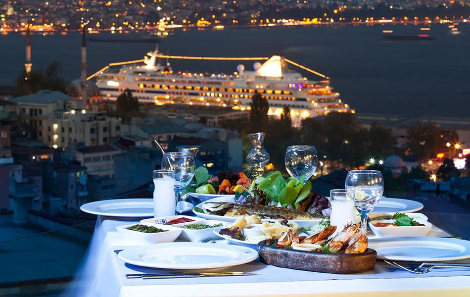 Eleos Restaurant Taksim