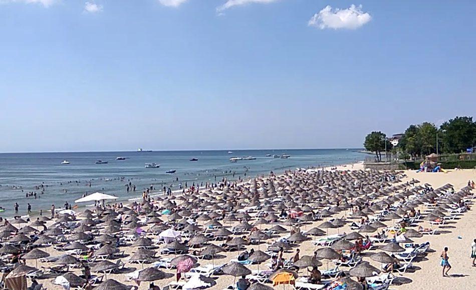 Florya Güneş Plajı