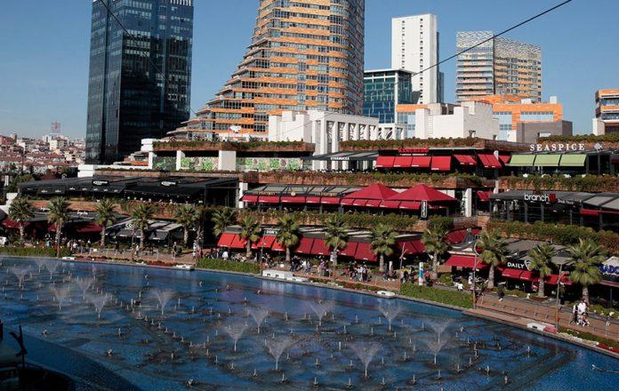Watergarden İstanbul, Ataşehir