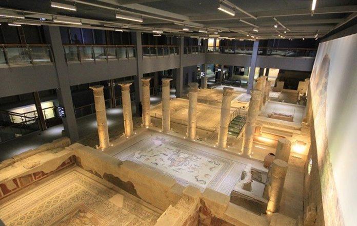 Zeugma Mozaik Müzesi, Gaziantep