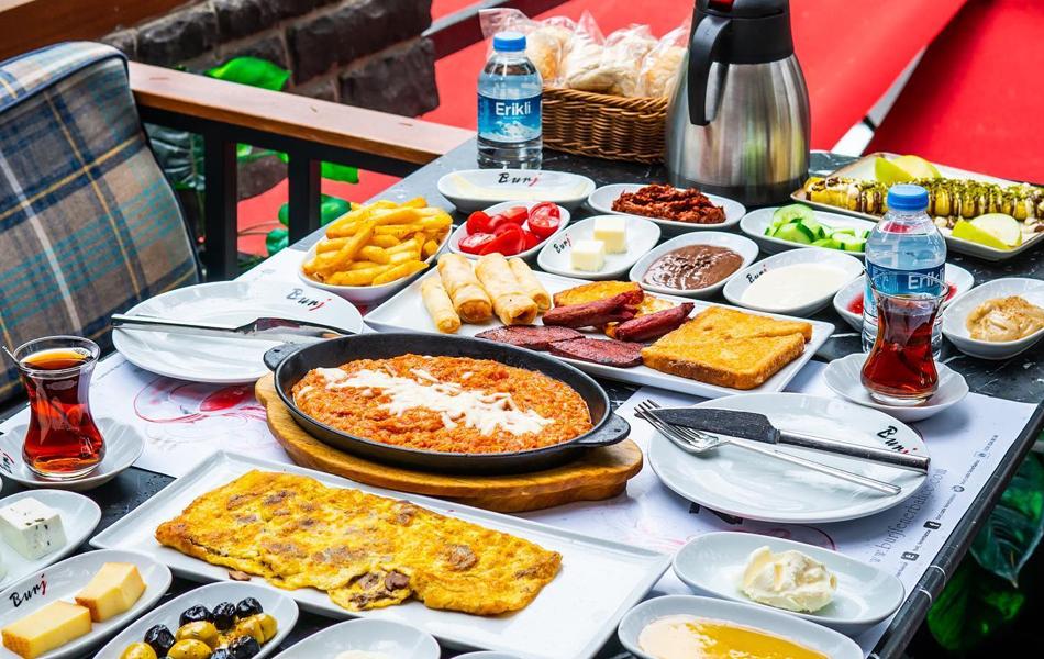 Burj Cafe
