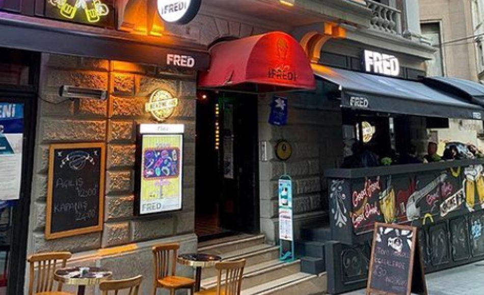 Fred Bar