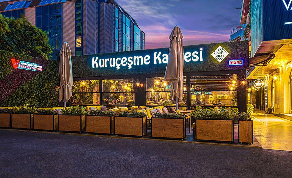 Kuruçeşme Kahvesi Batı Ataşehir