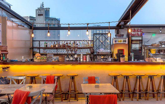 Balkon Restaurant Bar