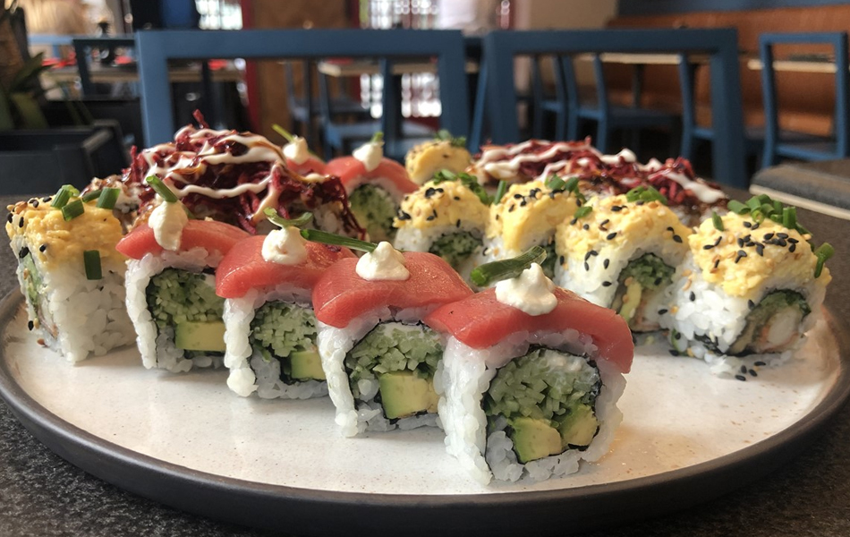 Ken Sushi and More