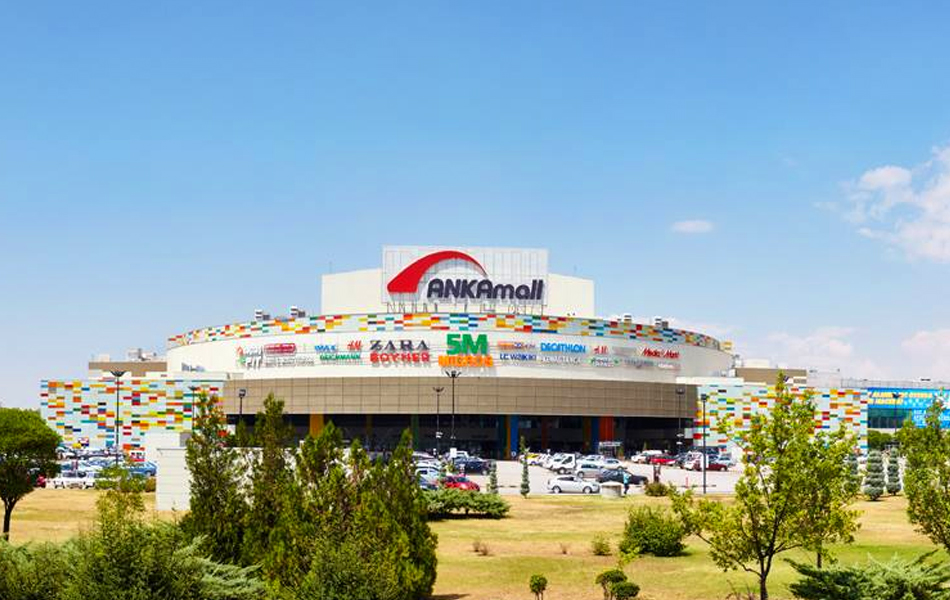 ANKAmall Alışveriş Merkezi, Ankara