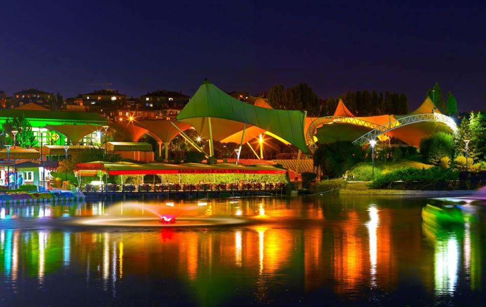 Altın Park, Ankara