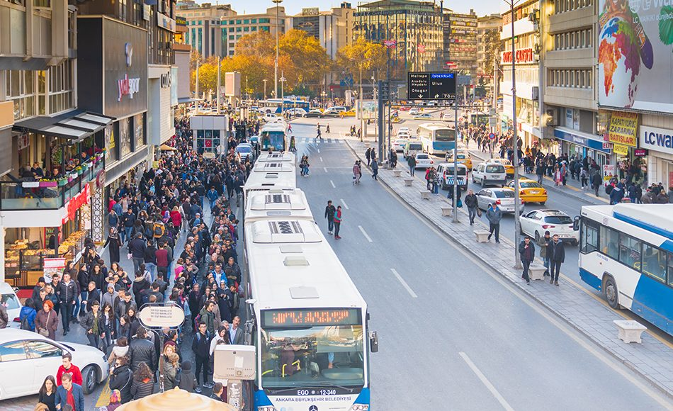 Ankara Konaklama ve Ulaşım
