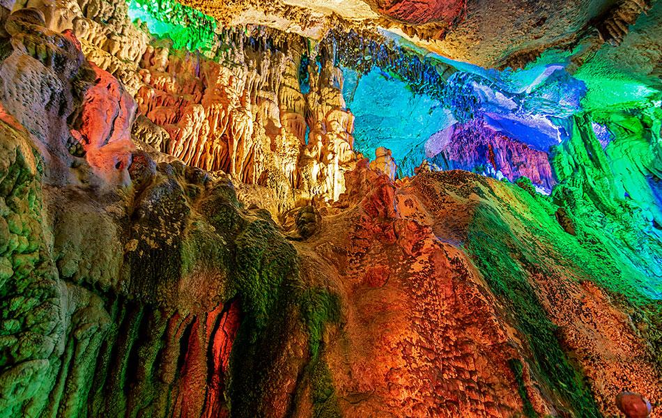 Antalya Alanya Damlataş Mağarası