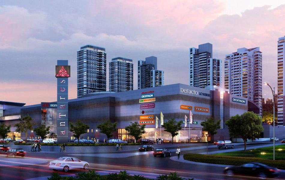 Antares Alışveriş Merkezi, Ankara