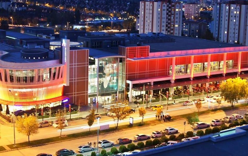 Arcadium Alışveriş Merkezi, Ankara
