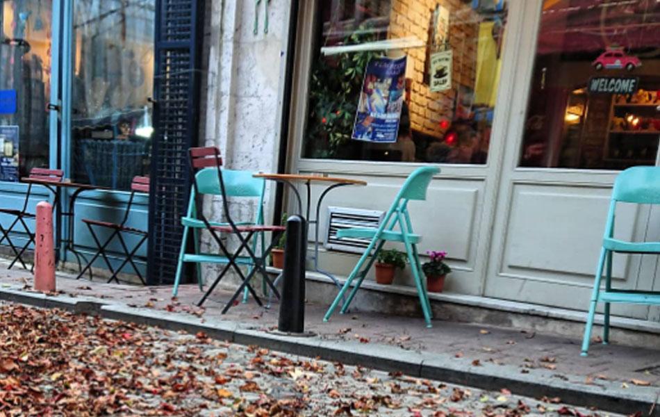 Cafe Aziz, Balat