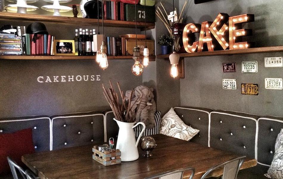 Cafe Cakehouse, Beşiktaş