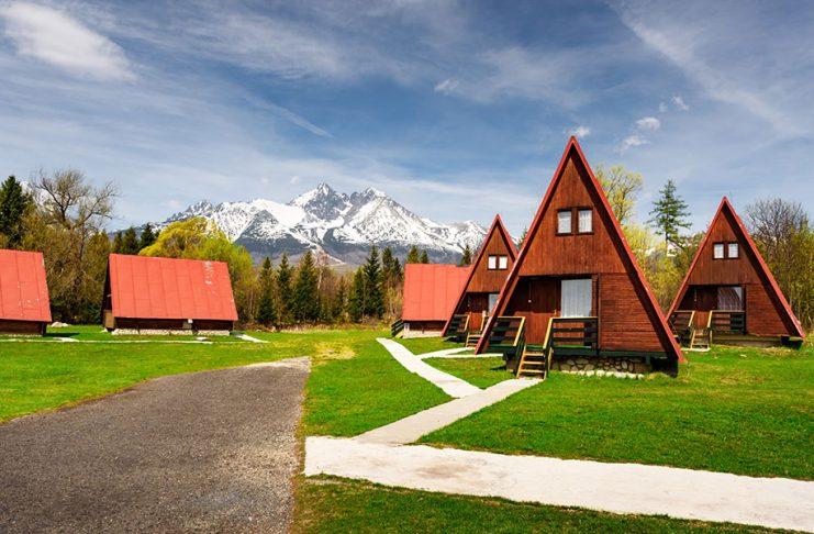 En iyi Kiralık Dağ Evleri