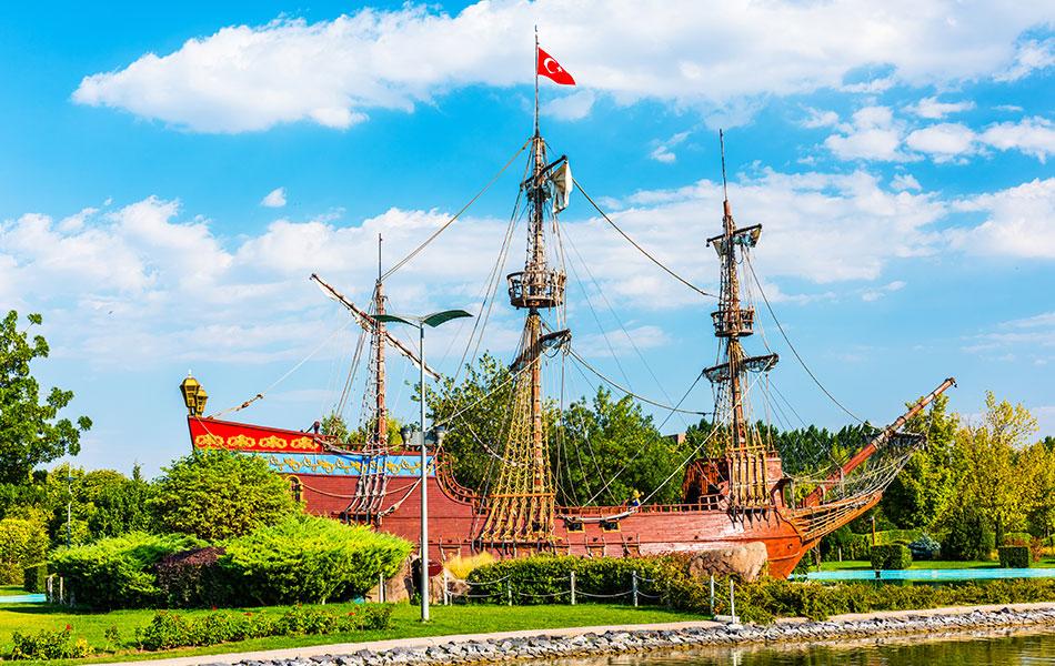 Eskişehir Sazova Park