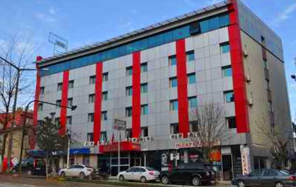 Grand Hotel Belekoma, Bilecik