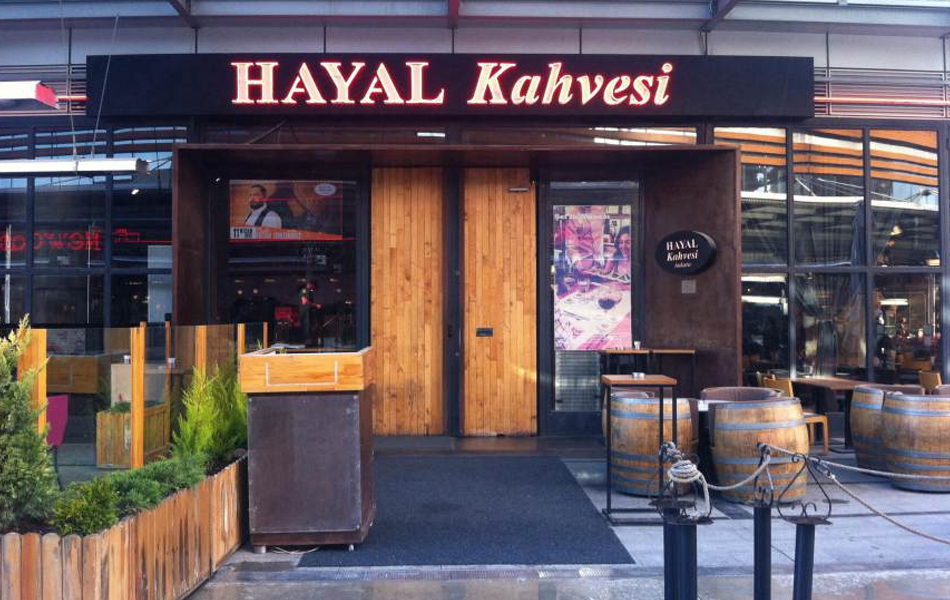 Hayal Kahvesi, Ankara