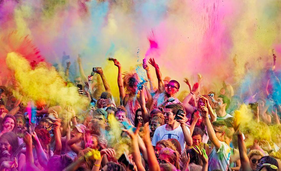 Dünya'nın En Renkli Festivalleri 2021