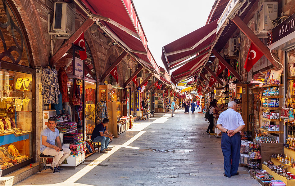İstanbul Arasta Çarşısı