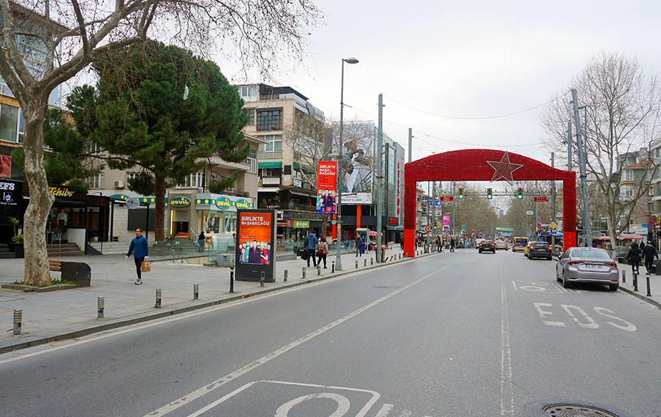 İstanbul Bağdat Caddesi