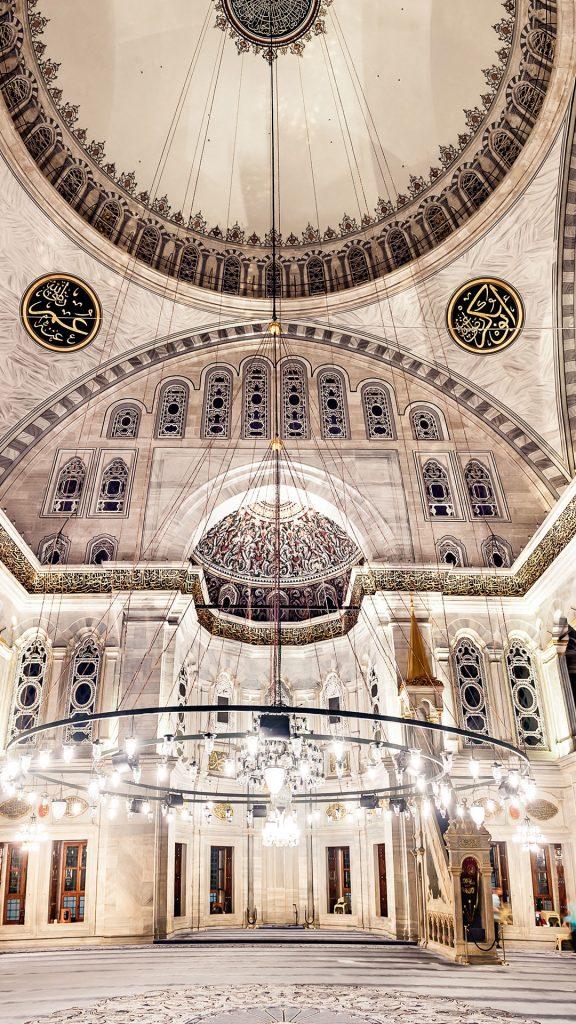 İstanbul Sultanahmet Camii