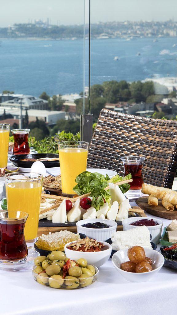 İstanbul Yemek Kültürü