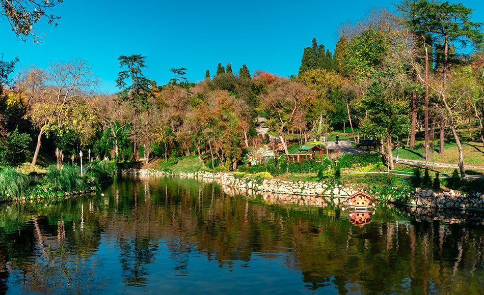 İstanbul Yıldız Parkı