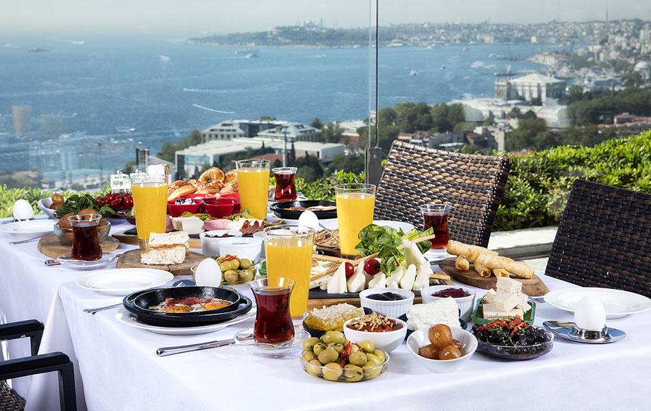 İstanbul'da Yemek Kültürü ve Mekanlar
