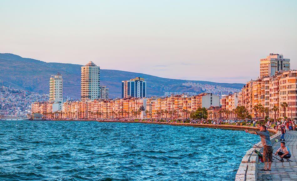 İzmir'de Gezilecek Sokak ve Caddeler