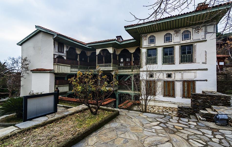 İzmir Birgi Çakırağa Konağı