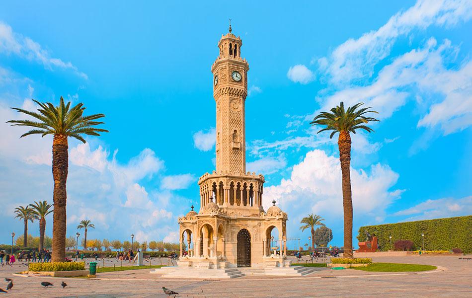 İzmir Gezilecek Tarihi 10 Mekan
