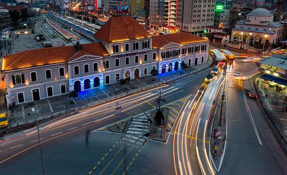 İzmir'de Ulaşım