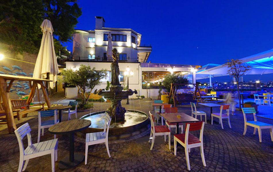 Kayıkhane Cafe & Event Hall, Kadıköy