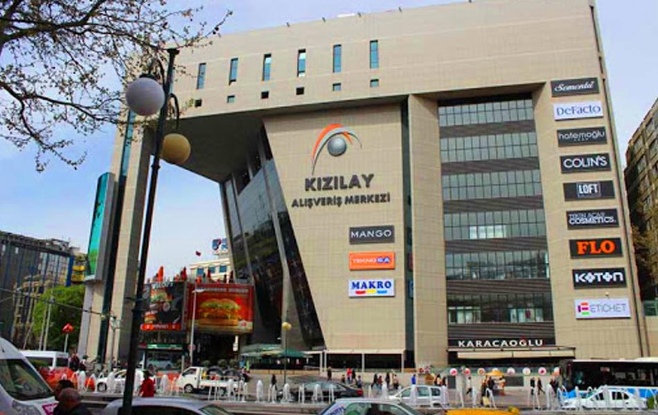 Kızılay Alışveriş Merkezi, Ankara