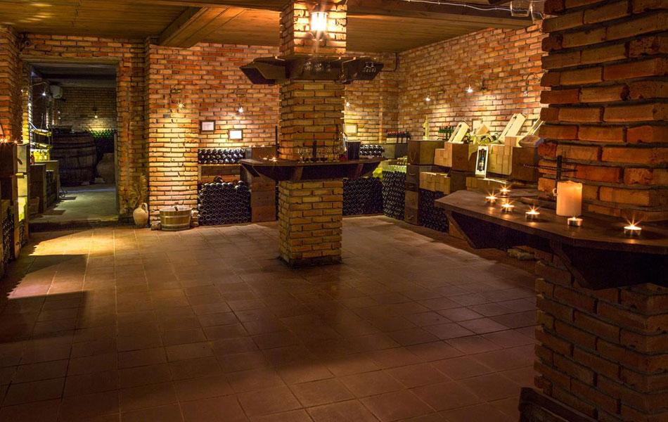 Kutman Şarap Müzesi