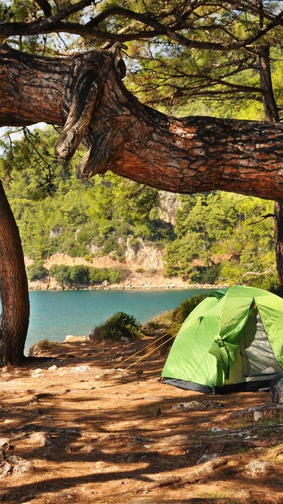 Muğla Kamp Alanı