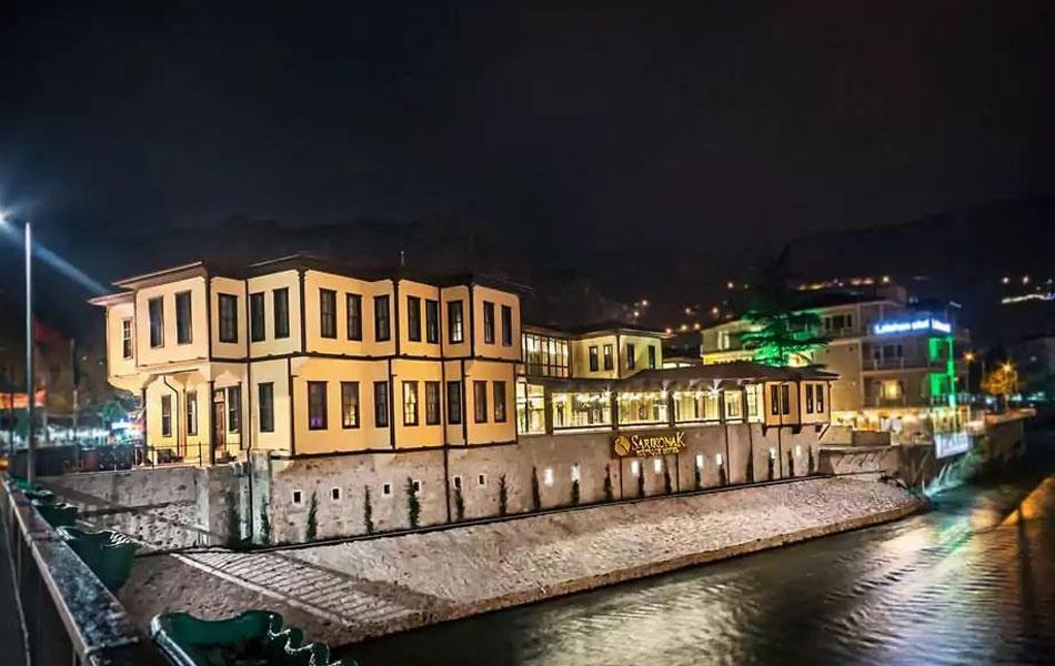 Sarı Konak Boutique & SPA Hotel, Amasya