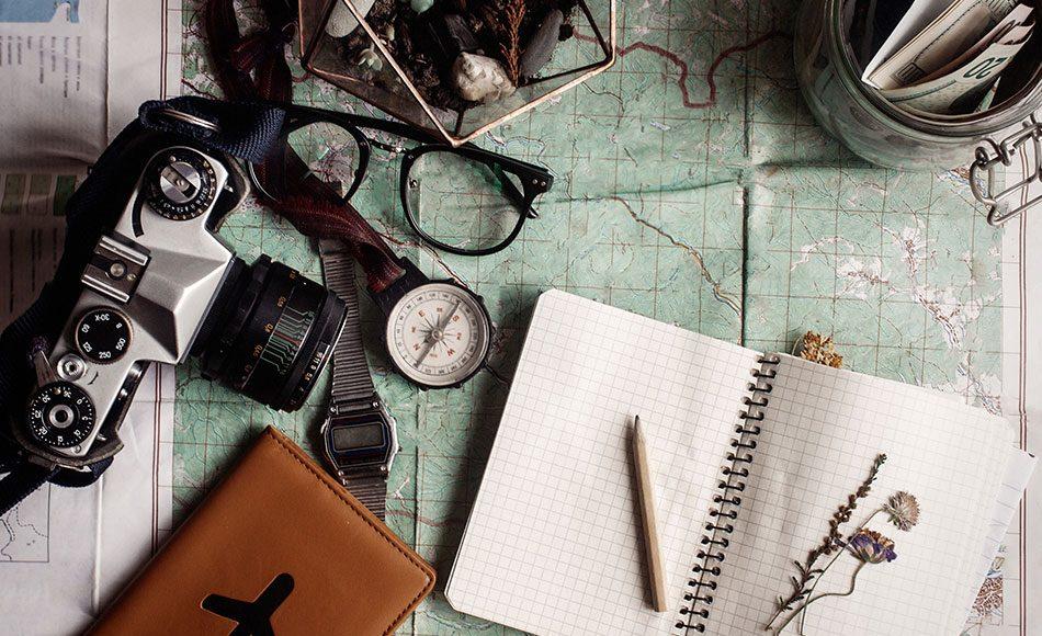 Seyahat Ederken İngilizce Öğrenmek