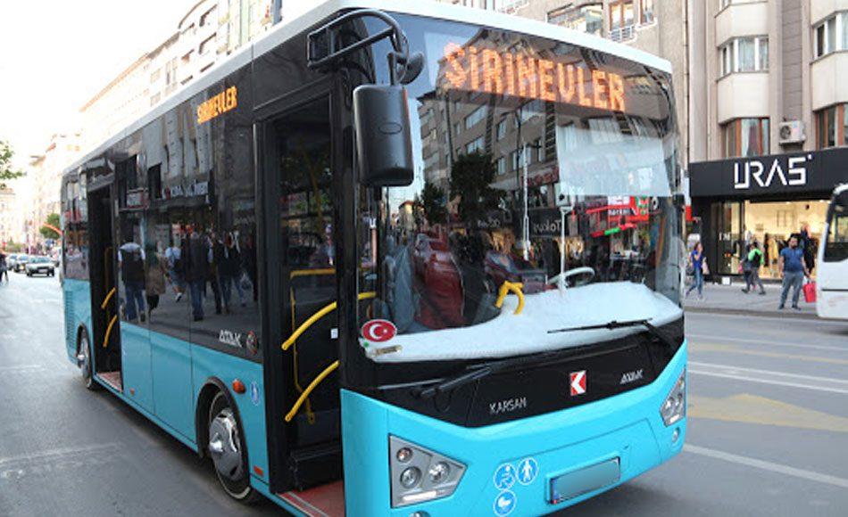 Sivas'ta Ulaşım ve Toplu Taşıma