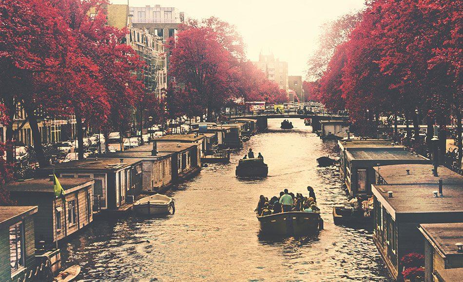 Amsterdam'da Gezilecek Yerler