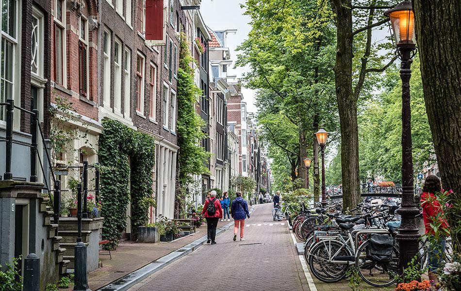 Amsterdam'ın Neyi Meşhur