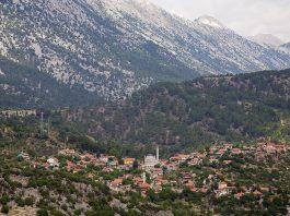 Antalya Akseki Gezilecek Yerler