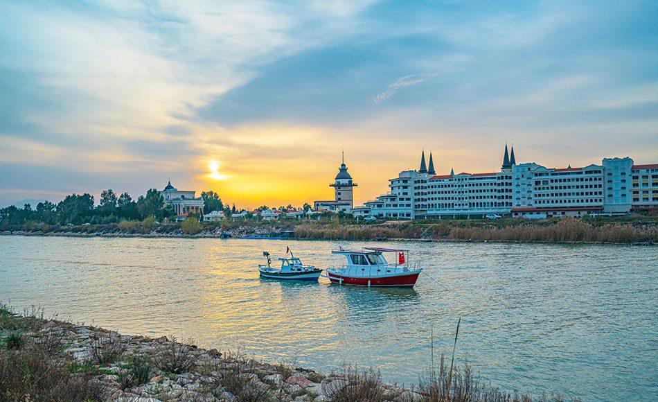 Antalya Aksu Gezilecek Yerler