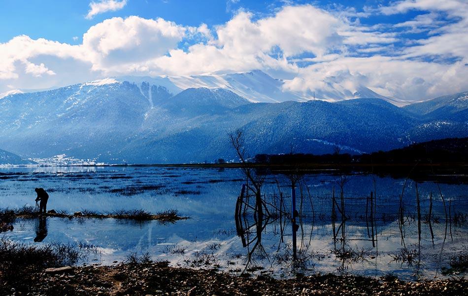 Antalya Avlan Gölü