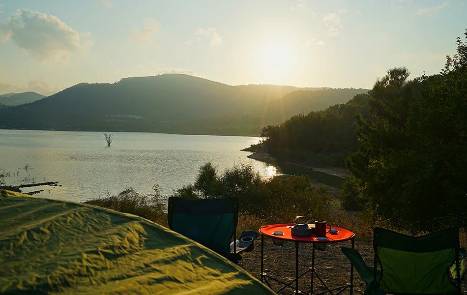 Çanakkale Atıkhisar Kamp Alanı