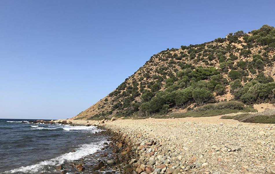 Çanakkale Marmaros Plajı