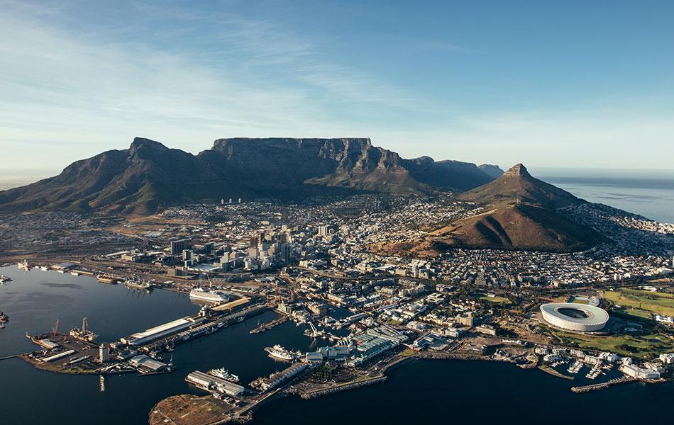 Cape Town, Güney Afrika Cumhuriyeti