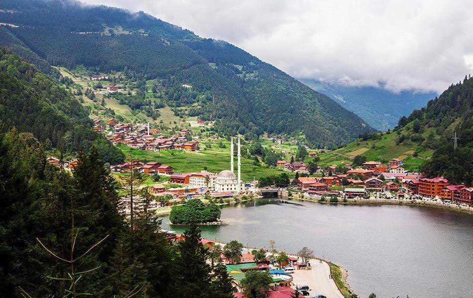 Karadeniz'in En Güzel 5 Kasabası